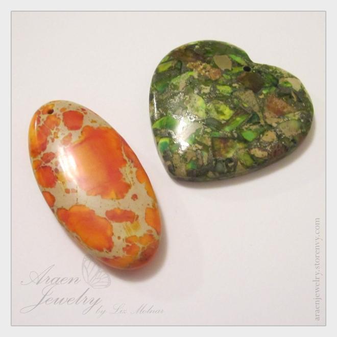 jasper cabochon gemstones